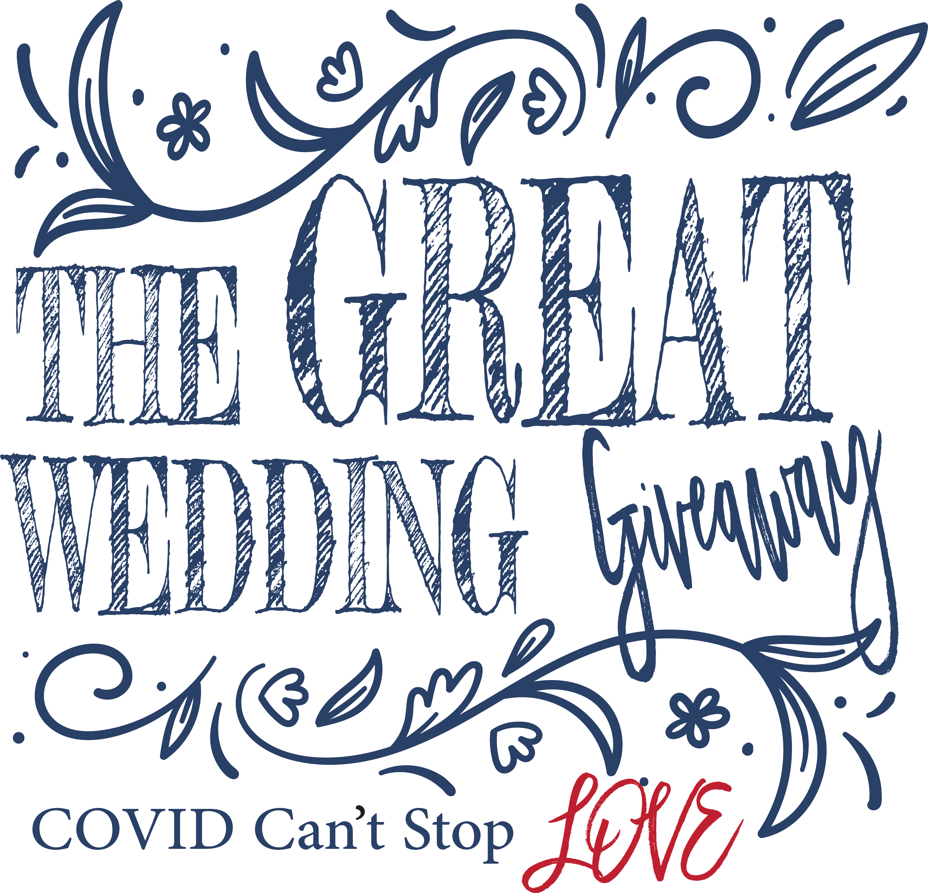 """COVID Can't Beat Love"": The Great Wedding Giveaway 
